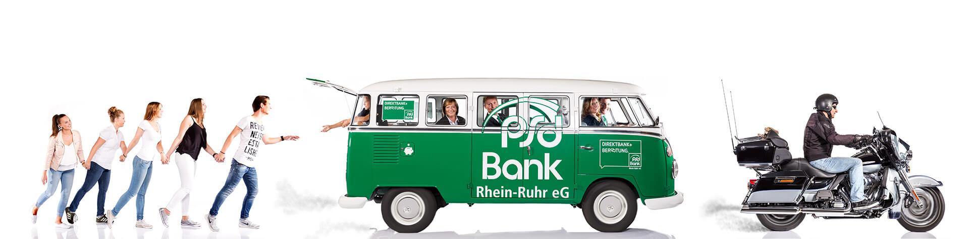 PSD Bank | Falko Wübbecke | Fotodesign
